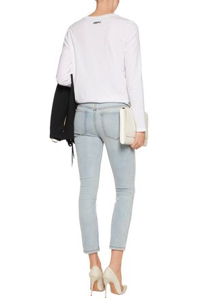 MARC BY MARC JACOBS Ella mid-rise skinny jeans