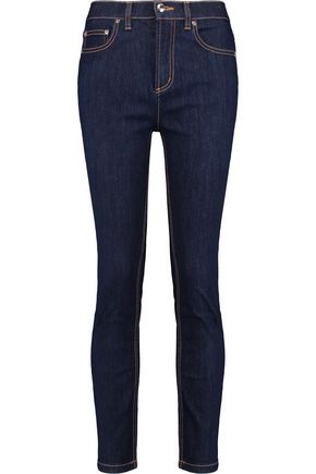 MARC BY MARC JACOBS Ella high-rise cropped skinny jeans