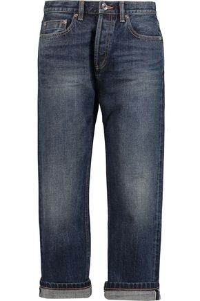MARC BY MARC JACOBS Annie cropped boyfriend jeans