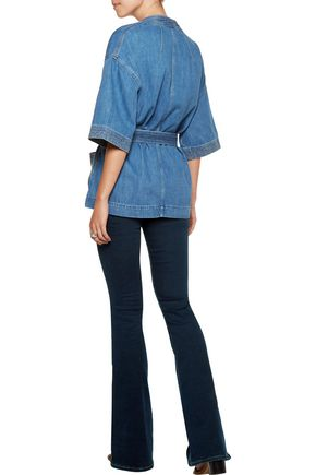 M.I.H JEANS Marrakesh high-rise flared jeans