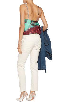 MAISON MARGIELA Mid-rise slim-leg jeans