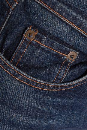 RAG & BONE Mid-rise cropped slim-leg jeans
