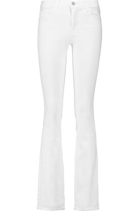 J BRAND Betty Boot mid-rise bootcut jeans