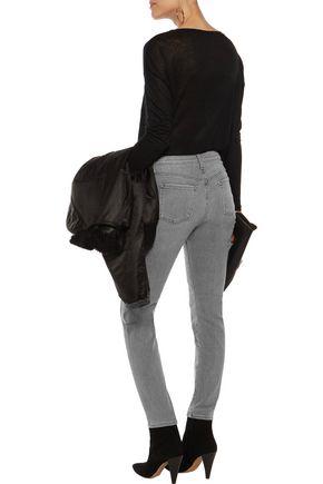 J BRAND Everleigh high-rise skinny jeans