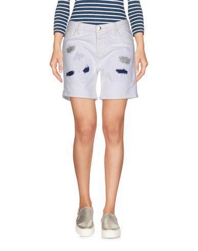 VDP COLLECTION Short en jean femme