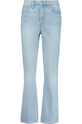 TORY BURCH High-rise bootcut jeans