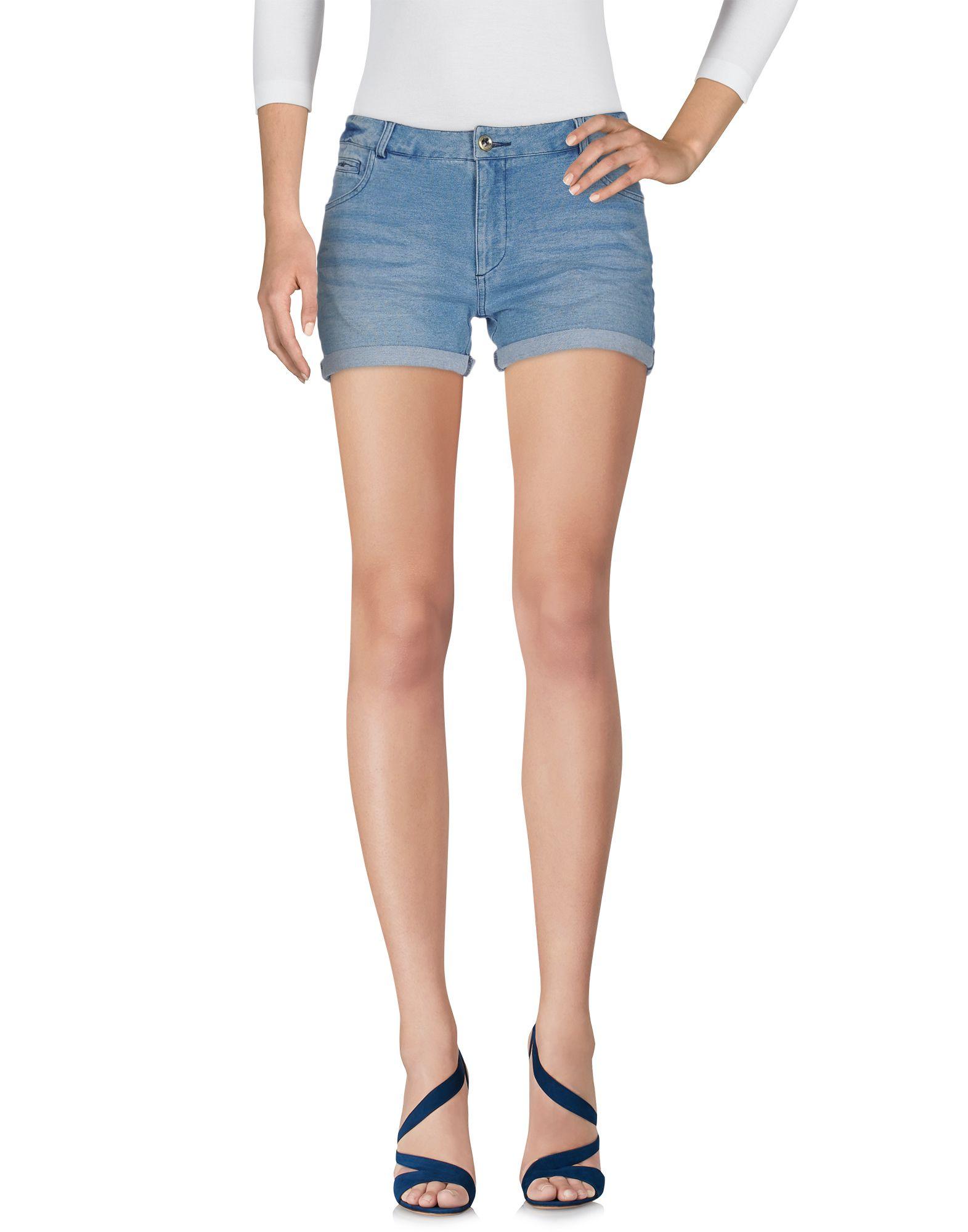 FRACOMINA Джинсовые шорты шорты джинсовые lonsdale lonsdale lo789emcdg82