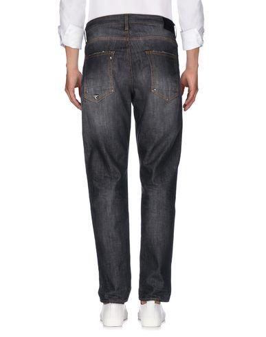 Фото 2 - Джинсовые брюки от AGLINI цвет стальной серый