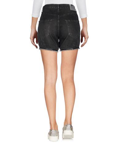 Фото 2 - Джинсовые шорты от ALYX черного цвета
