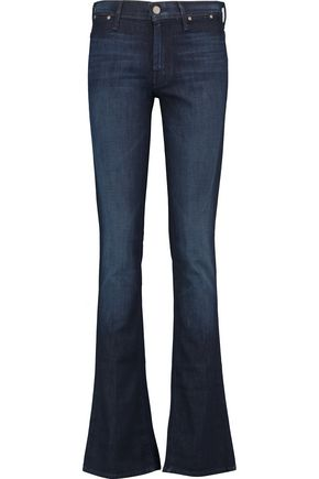 MOTHER The Daydreamer mid-rise flared jeans