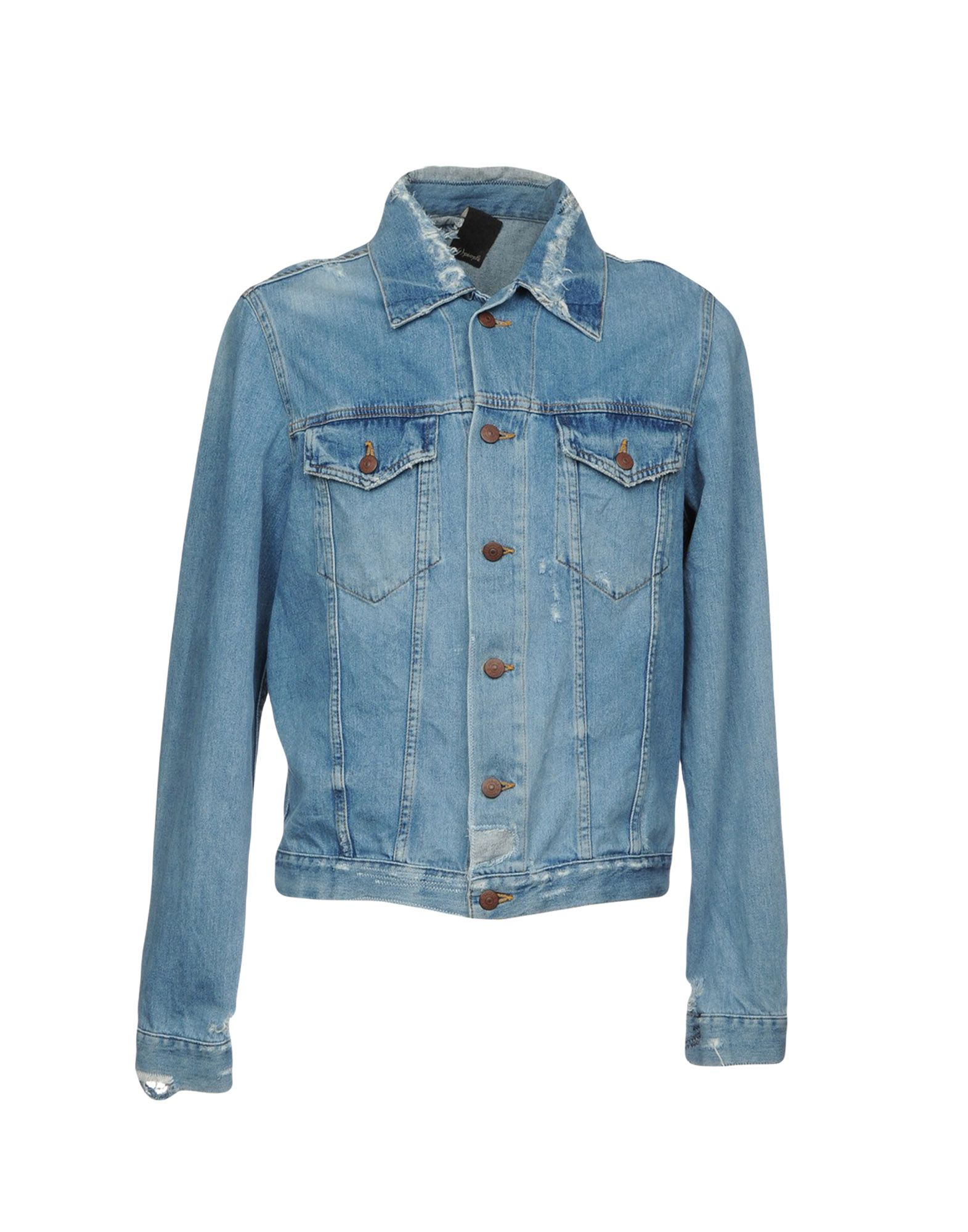 + PEOPLE (+) PEOPLE Denim outerwear