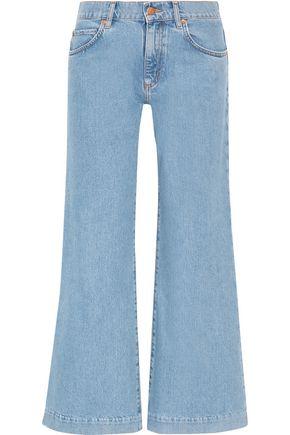 M.I.H JEANS Topanga mid-rise wide-leg jeans