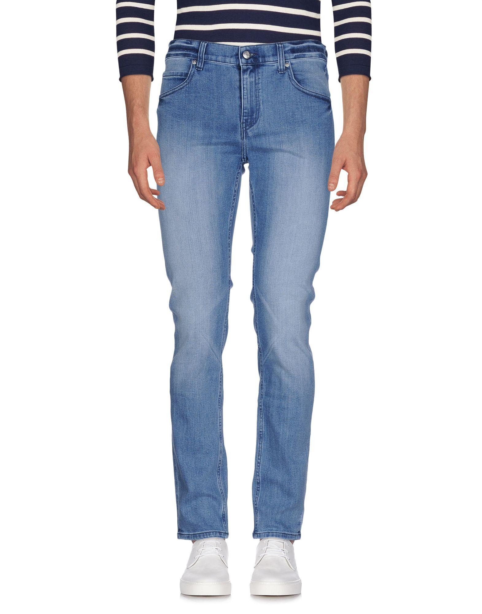 Фото CHEAP MONDAY Джинсовые брюки. Купить с доставкой