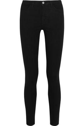 VICTORIA, VICTORIA BECKHAM Powerhigh high-rise skinny jeans
