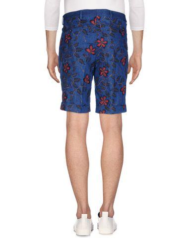 Фото 2 - Джинсовые шорты от BRIAN DALES синего цвета