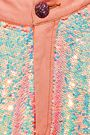 ASHISH Sequined mid-rise boyfriend jeans