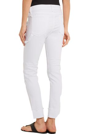 RAG & BONE Carpenter Dre mid-rise slim boyfriend jeans
