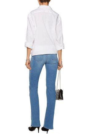 J BRAND Brya mid-rise flared jeans