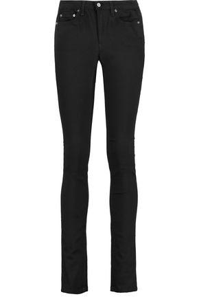 ACNE STUDIOS Flex high-rise skinny jeans