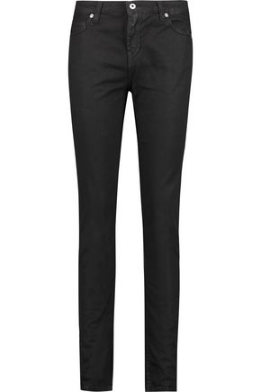 McQ Alexander McQueen Mid-rise skinny jeans