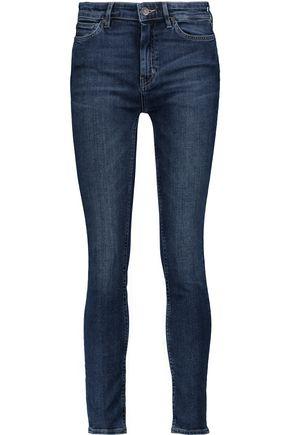 M.I.H JEANS Bridge mid-rise skinny jeans