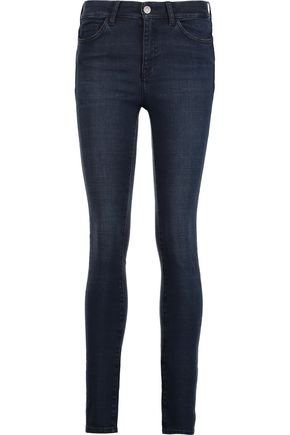 M.I.H JEANS Bodycon mid-rise skinny jeans