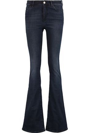 M.I.H JEANS Marrakesh mid-rise flared jeans