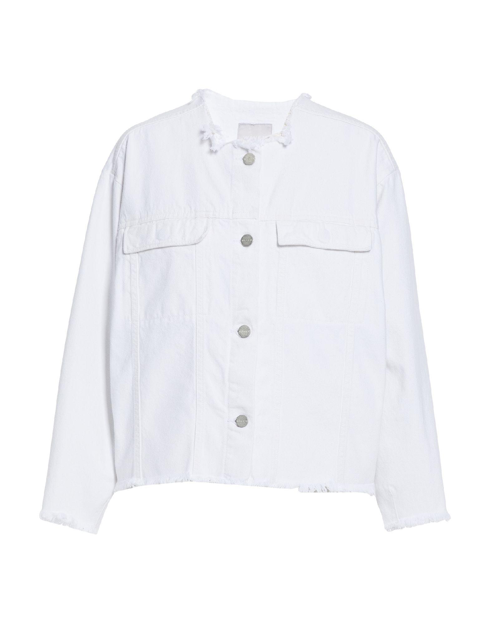 WÅVEN Джинсовая верхняя одежда colmar джинсовая верхняя одежда