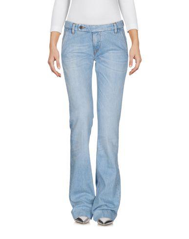 Фото - Джинсовые брюки от TRUE NYC. синего цвета