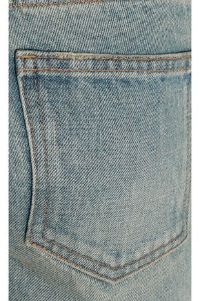 SAINT LAURENT High-rise flared jeans