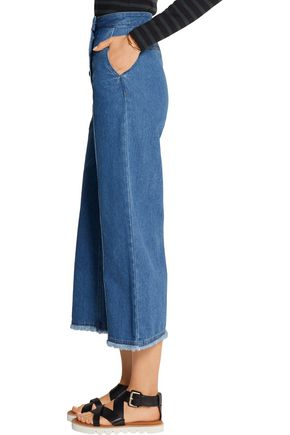 SJYP Denim culottes