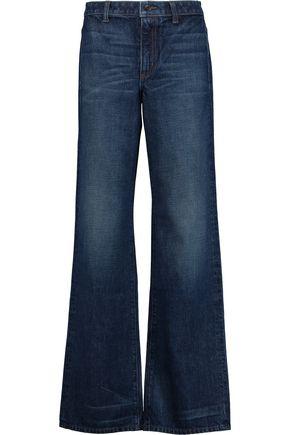 HELMUT LANG High-rise boyfriend jeans
