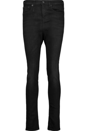 R13 The Drop slim-leg jeans