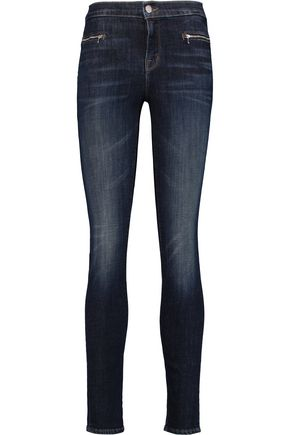 J BRAND Emma mid-rise skinny jeans