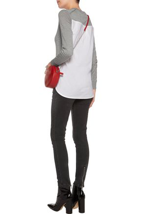 MARC BY MARC JACOBS High-rise cropped skinny jeans