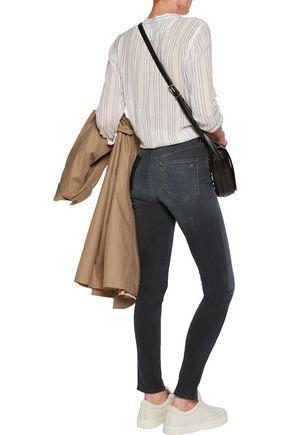 RAG & BONE Dive high-rise skinny jeans