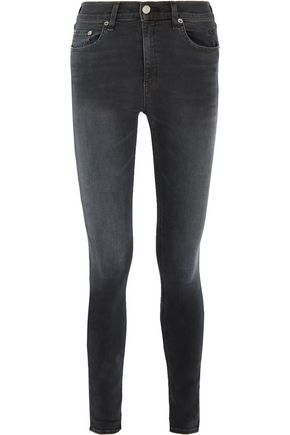 RAG & BONE Dive high-rise skinny jeans