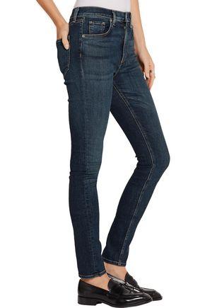 RAG & BONE Dive mid-rise skinny jeans