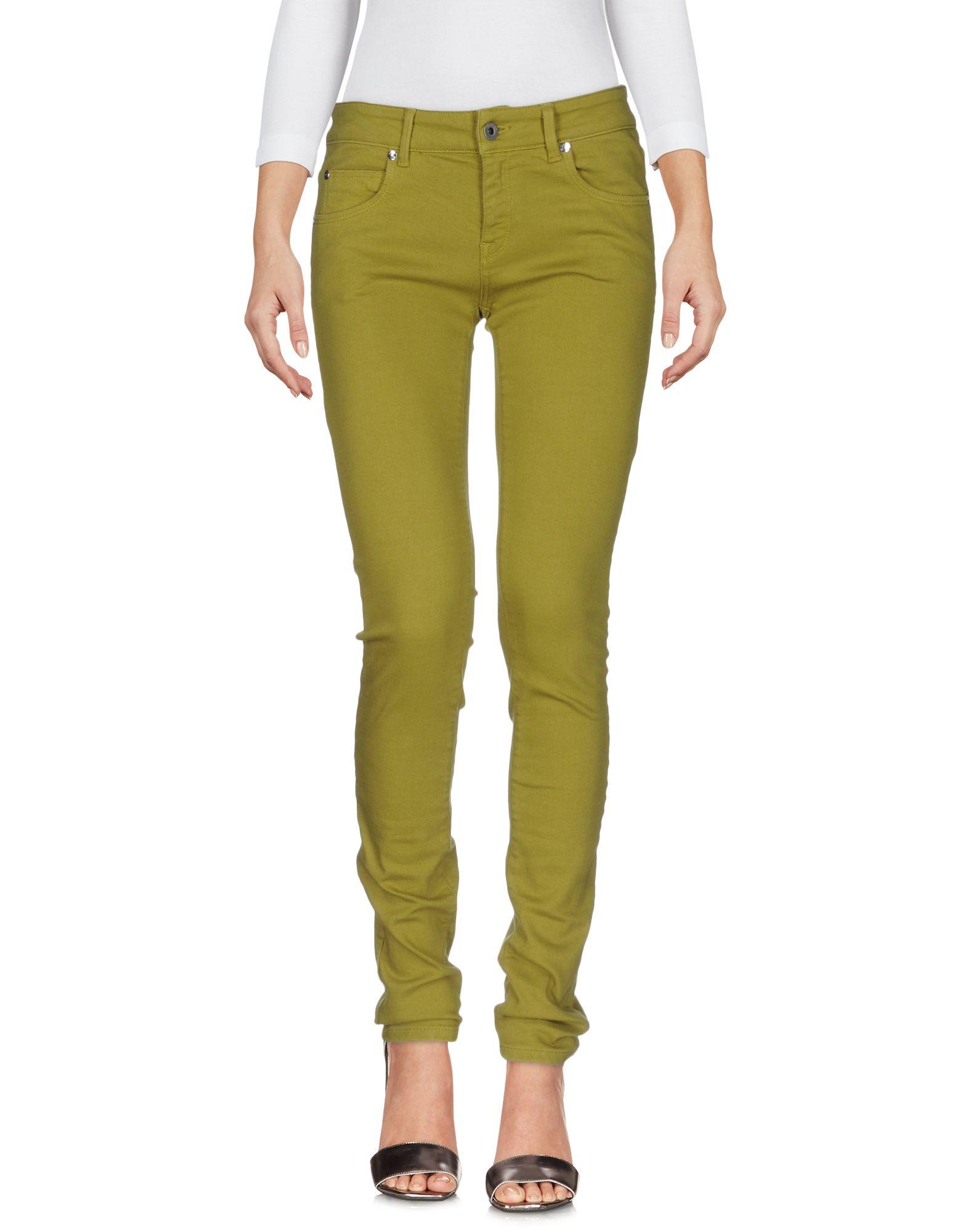 PIANURASTUDIO Джинсовые брюки брюки джинсовые pinetti брюки джинсовые