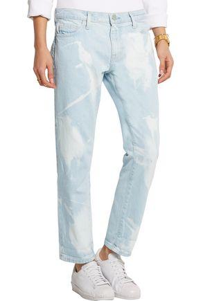 CURRENT/ELLIOTT The Fling mid-rise slim-boyfriend jeans