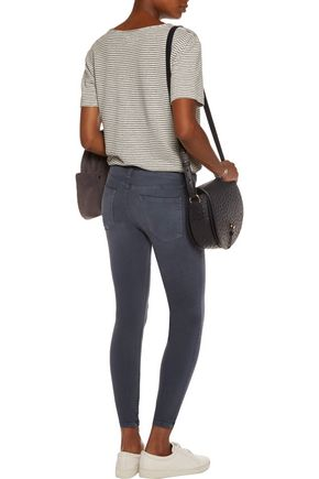 CURRENT/ELLIOTT The Silverlake low-rise skinny jeans
