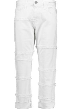 CURRENT/ELLIOTT The Fray  boyfriend jeans