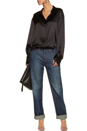 MARC BY MARC JACOBS Annie low-rise boyfriend jeans