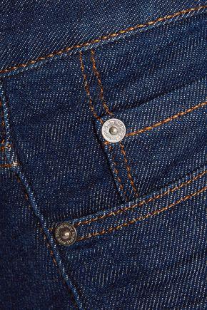 ACNE STUDIOS Coco New Worn mid-rise slim-leg jeans