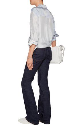ACNE STUDIOS Lita high-rise flared jeans
