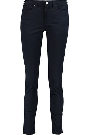 ACNE STUDIOS Skin 5 Beso low-rise stretch-cotton skinny jeans