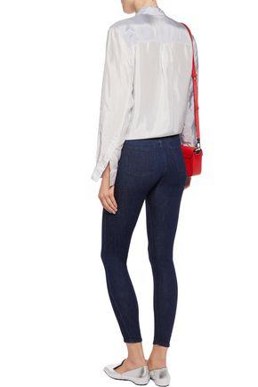 ACNE STUDIOS Skin 5 high-rise skinny jeans