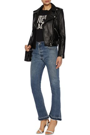 RE/DONE Elsa high-rise flared jeans