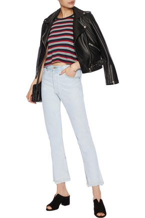 RE/DONE Elsa high-rise bootcut jeans