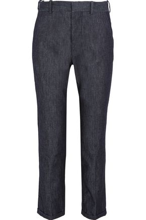 MARNI High-rise straight-leg jeans